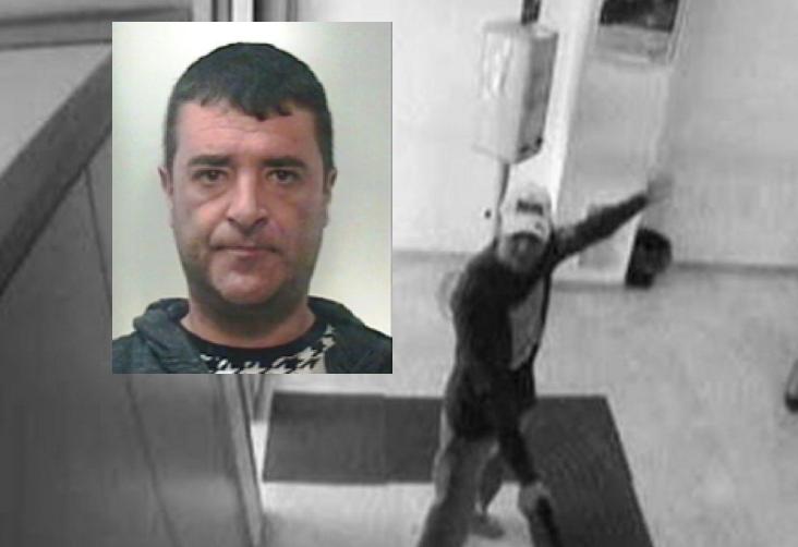 Rapina in banca a Camporotondo Etneo, catturato secondo rapinatore