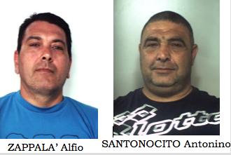 Arresti a Catania e Misterbianco, ricettazione ed evasione dai domiciliari