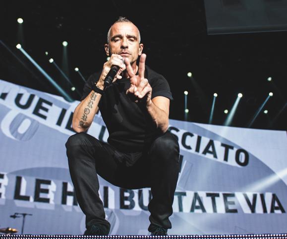 Eros Ramazzotti a settembre per la prima volta a Taormina