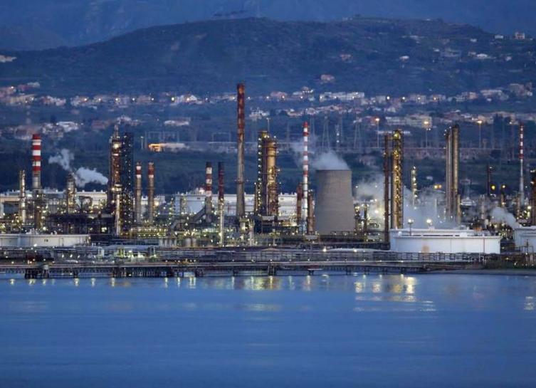 Milazzo, la raffineria riceve fondi dalla Banca Europea