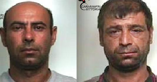 Rubano gasolio in un'azienda di Chiaramonte Gulfi: due arresti