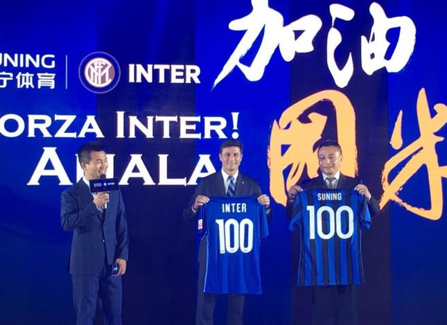 L'Inter è del Suning, inizia per MIlano l'anno del dragone
