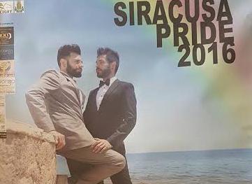 """""""Un selfie per l'uguaglianza e per il Siracusa Pride"""""""