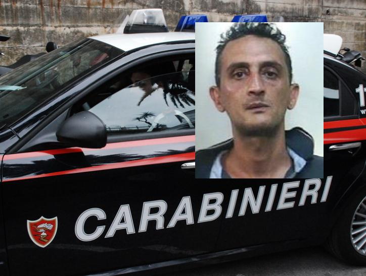 Giarre, va a casa dell'ex e l'aggredisce a calci e pugni: arrestato dai carabinieri