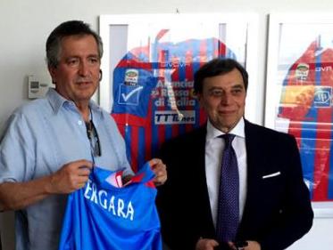 """I numeri del Catania Calcio mettono paura al gruppo Vergara: """"Dateci due settimane di tempo"""""""