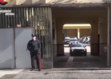 Intero nucleo familiare rapinò gioielleria nel Messinese, quattro arresti (VIDEO)