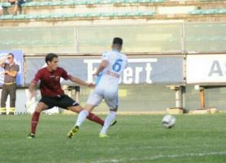 Il Catania pareggia contro la Reggina: a Piscitella risponde Bangu
