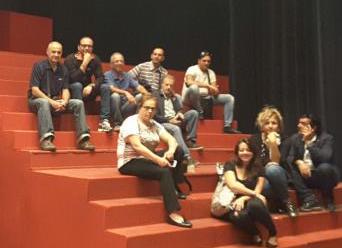 """I lavoratori precari del """"Bellini"""" di Catania occupano il teatro"""