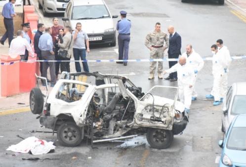Autobomba a Malta uccide un noto uomo d'affari nel settore dell'edilizia