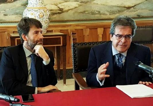 Catania si candida a capitale della cultura del 2020, l'annuncio di Bianco
