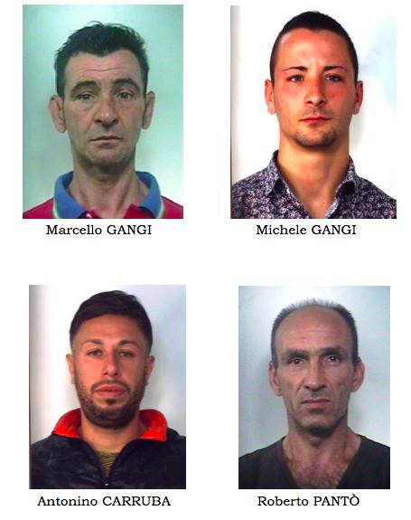 Catania, Blitz a Librino: 4 arresti e 32 denunce