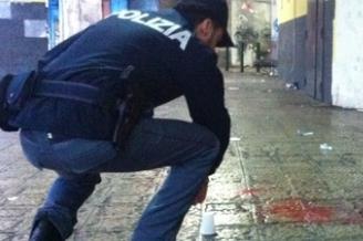 Napoli, esce da un'agenzie di scommesse e lo uccidono a colpi di pistola