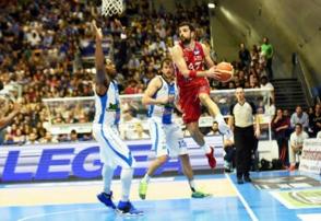 Basket, Capo d'Orlando super batte dopo un supplementare Venezia ( 90 - 82 )