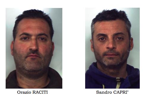 Acicastello, trovati con circa 500 chili di limoni rubati: arrestati