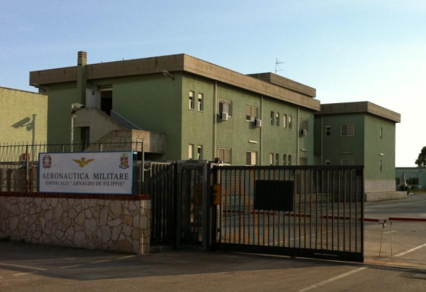 Siracusa, il Comando carabinieri nella caserma dell'Aeronautica