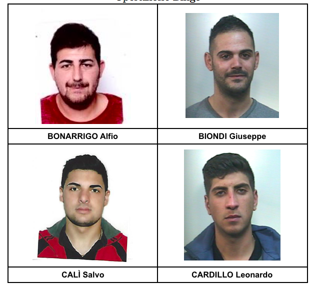 "Sgominata banda di trafficanti di ""coca"" a Giarre: 8 arresti"