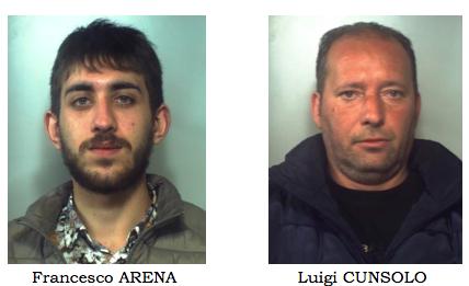 Catania, spaccio di coca ed erba in viale Nitta: tre arresti