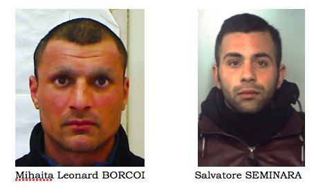 Catania, furto d'energia ed evasione dal campo nomadi: arrestati