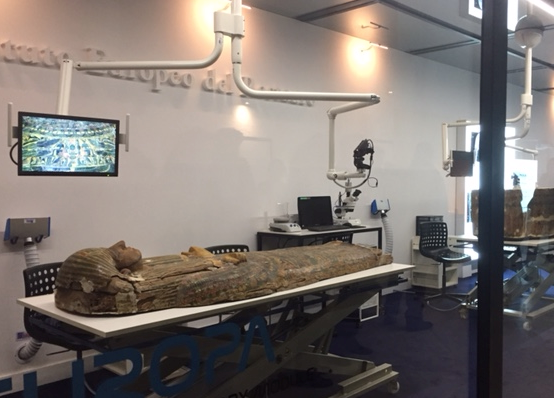 Sarcofagi e reperti egizi da oggi in mostra a Siracusa a Montevergini