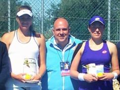 La russa Marta Paigina batte in tre set Krejsova e vince il torneo di tennis di Solarino
