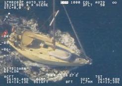 Migranti, intercetta una barca a vela a 40 miglia da Siracusa
