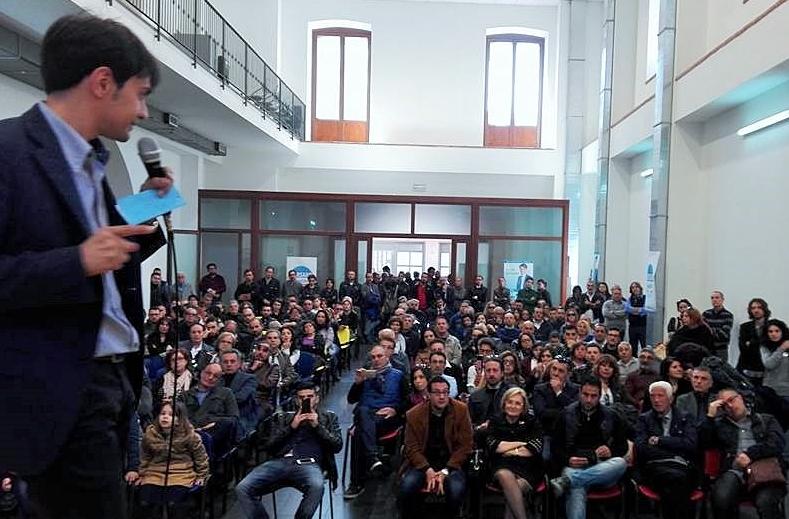 """""""La città del domani"""", Marco Corsaro candidato a sindaco di Misterbianco"""