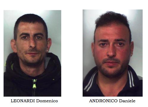 Rubano oltre 200 chili di limone verdello, arrestati nel Catanese