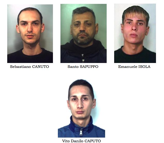 Dal furto allo spaccio, servizio anticrimine nel Catanese: arresti