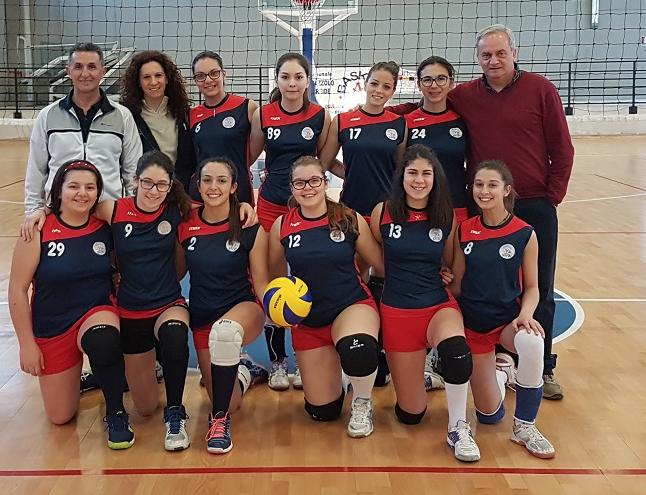 Pallavolo, semifinali under 16 tra la polisportiva Akrai di Palazzolo e Ardens Comiso