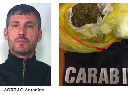 Catania, deteneva a casa 1,6 chili di marijuana: arrestato