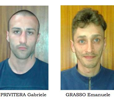 Assaltano un'azienda di dolci nel Catanese, arrestati dai carabinieri