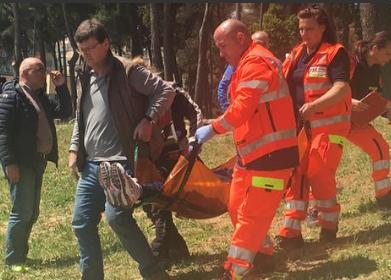 Due alpinisti morti nel Gran Sasso; due i sopravvissuti