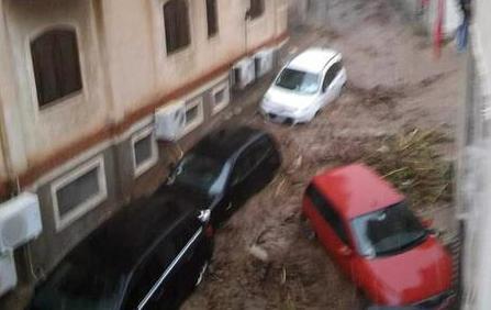 Dopo gli incendi, arriva la pioggia in quasi tutta la Calabria