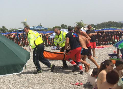 Sviene e cade in mare mentre era in barca: è in Rianimazione a Catania