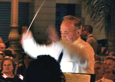 Floridia, un concerto di marce sinfoniche per ricordare il maestro Latina