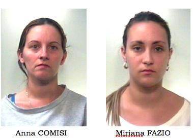 Rubano cibo e alcolici al Katanè di Gravina, due donne arrestate