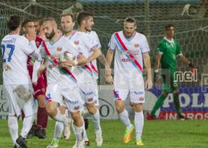 Immeritata sconfitta del Catania a Reggio Calabria: la beffa arriva al 95'
