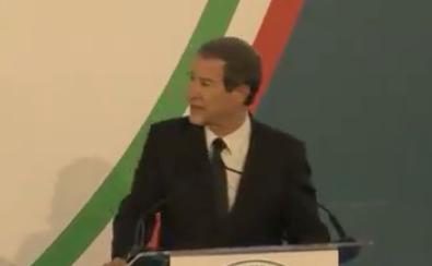 Regionali, ovazione per Musumeci alla kermesse di Fi a Catania