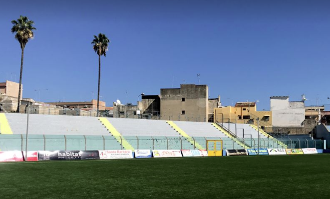 Stadio liberato dalla burocrazia, si gioca il big match Siracusa - Lecce