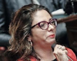 Dottoressa stuprata a Trecastagni per la prima volta in pubblico