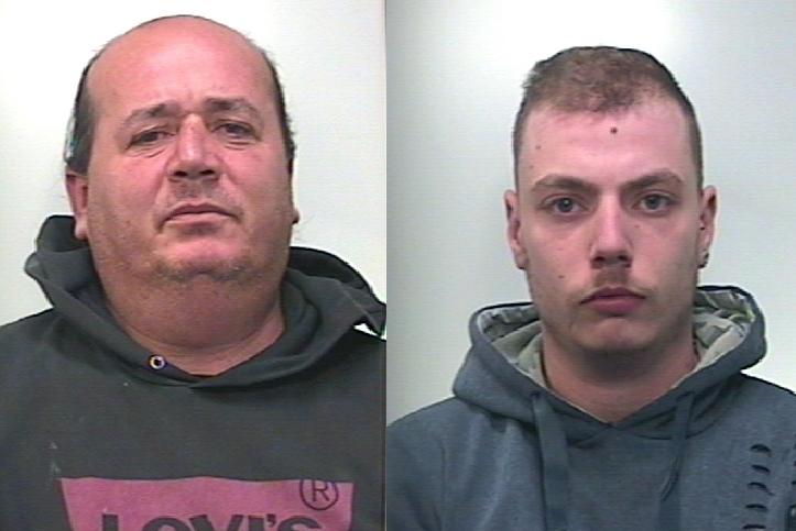 Pozzallo, vendevano pesce e marijuana: padre e figlio in carcere