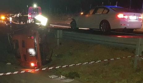 Incidente stradale  tra Cerami e Troina: morta un'impiegata