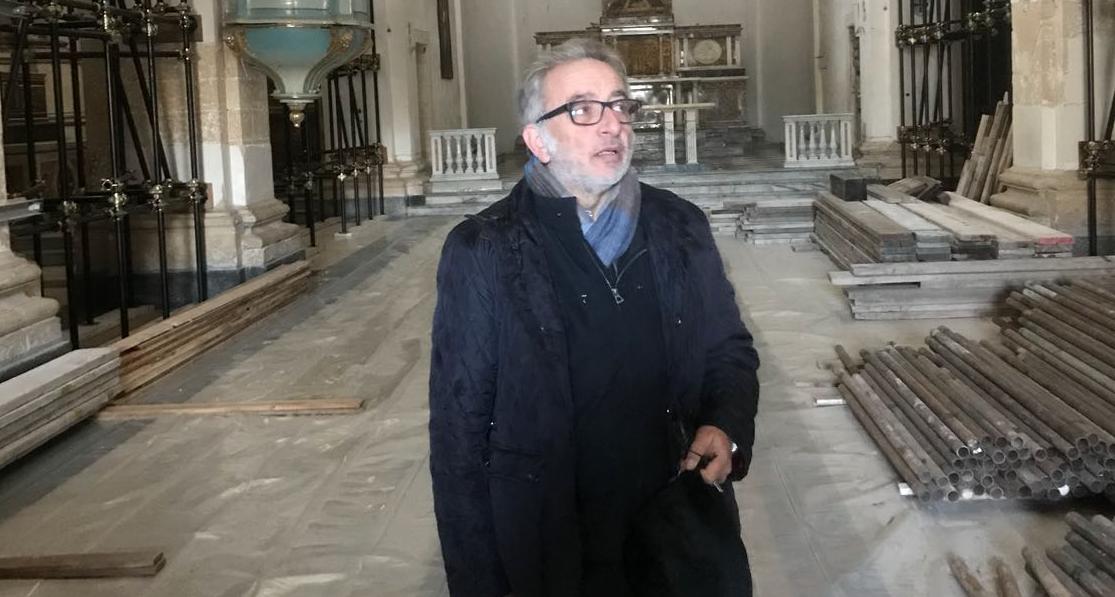 Avola, Vinciullo soddisfatto per il via ai lavori a Santa Venera