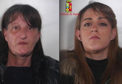 Armi e droga,  madre e figlia arrestate a Gioia Tauro