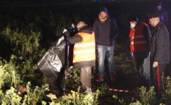 Cadavere trovato nel Casertano, due fermi per omicidio