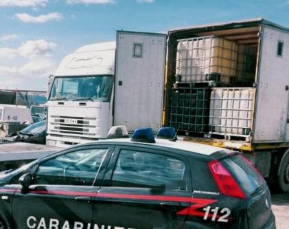 Rubava cherosene Nato a Villasmundo: arrestato un catanese