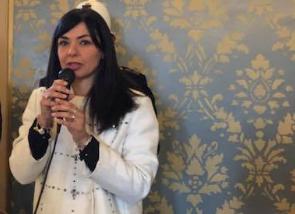 Forza Italia, Rossana Cannata difende la doppia preferenza all'Ars