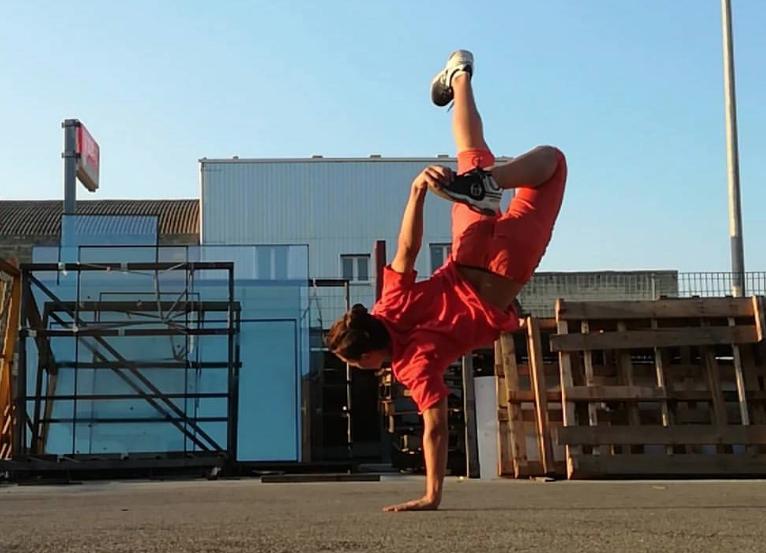 Floridia, a 13 anni il suo grande amore è la danza hip hop