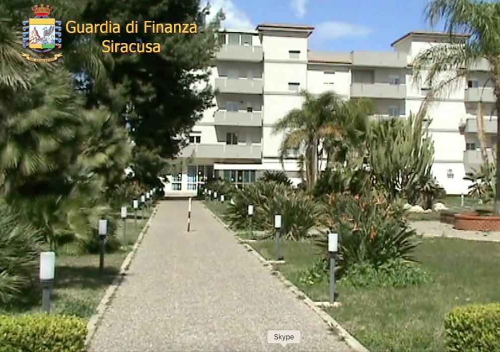 Il sequestro di Villa Azzurra a Siracusa, la difesa: i debiti? Riguardano gestioni del passato