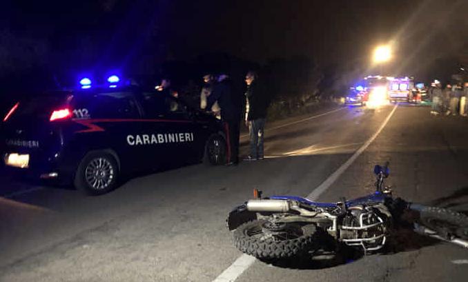 Scontro tra una moto ed una bici: 2 morti in provincia di Lecce